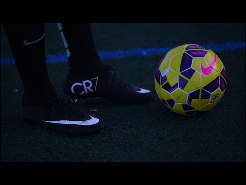 online store e8690 3f5fd New CR7 Boot 2014 Nike Mercurial Superfly Test  Riskeverything - YouTube