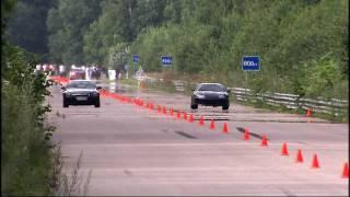 Moscow Unlim 500: BMW M6 vs Toyota Supra