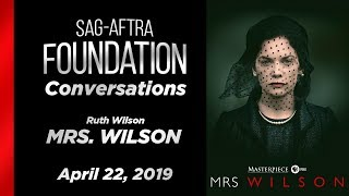 Conversations with Ruth Wilson of MRS. WILSON