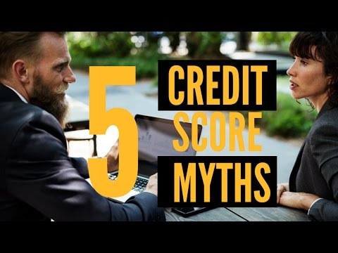 Top Credit Score Credit Report Myths Plus What You Do Need To Know