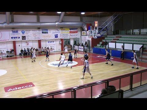 U18 Eccellenza / ABA - Desio del 13/01/2016 - Primo tempo