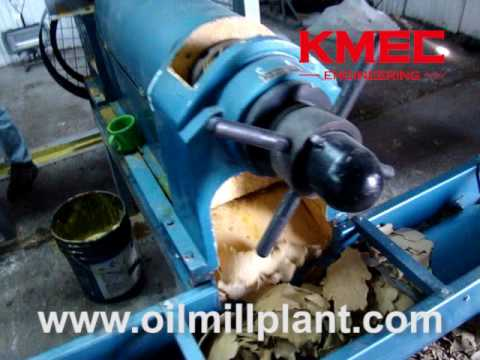 Oil Mill Plant Manufacture with Soybean extruding and pressing system