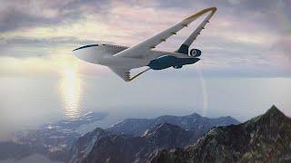 Un projet européen donne des ailes à l'avion de demain