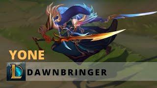 Dawnbringer Yone - League of Legends