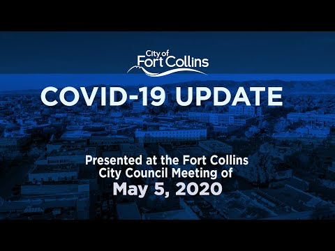 view COVID-19 Update - 5/5/20 video