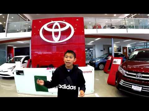 Un Toyota en La Familia Hiace 2018 FVO