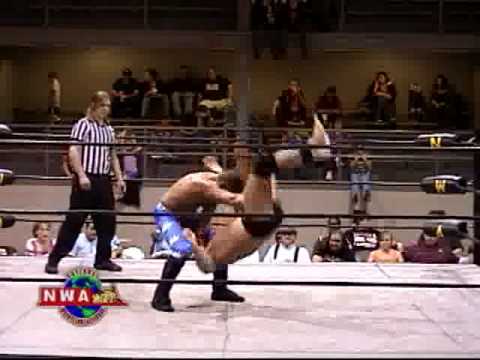 NWA Main Event Tv  Aloha vs Williams part 1
