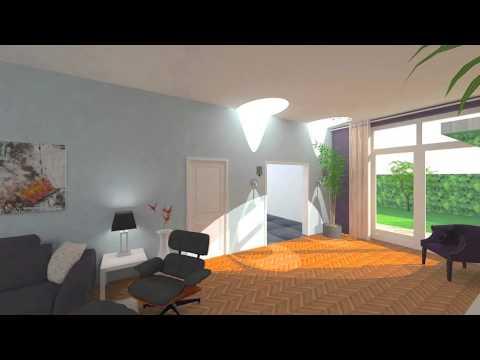 Interieuradvies woonkamer - YouTube