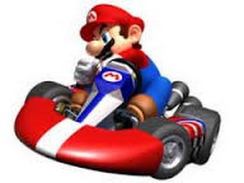 Make Mario Kart  Box For Kids