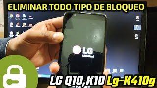 Hard Reset LG Q10,K10 Lg-K410g (DESBLOQUEO DE PATRON)