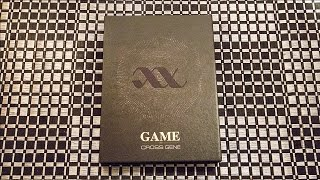 Unboxing | Cross Gene 3rd Mini Album - Game