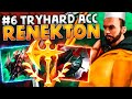 BARRY + REVEN = AGUJERO EN TOP | RENEKTON TOP - PLACEMENT #8 CUENTA TRYHARD
