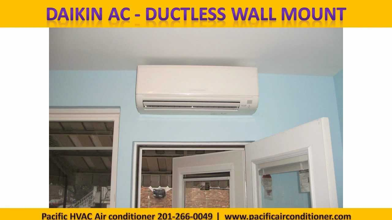 Mitsubishi Ductless Daikin Mitsubishi Installation Of Ductless Air Conditioning