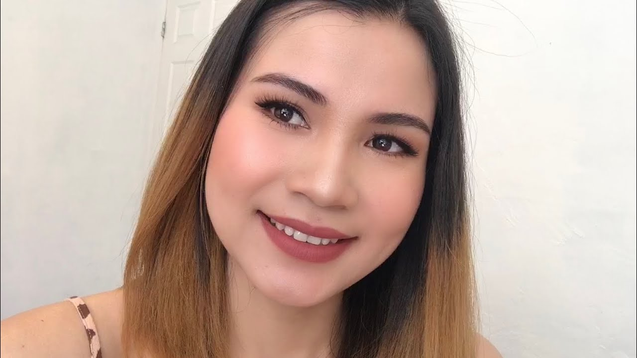 Nude Natural makeup - StellaLily Beauty Blog
