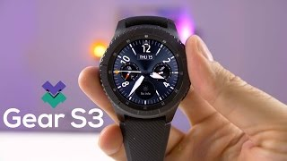 Samsung Gear S3 Review: The Best Smartwatch for Android Owners?