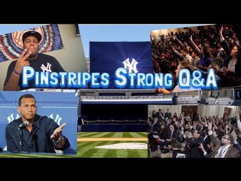 Q&A on a Yankee Off day!