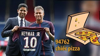 Số tiền mua Neymar có thể mua được những gì?