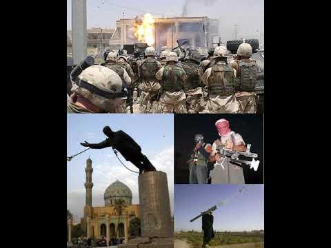 Iraq War | Wikipedia audio article