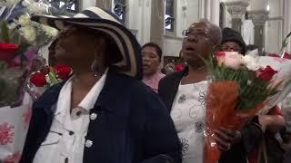 Messe N.D. Du Perpetuel Secours- 27 Juin 2018 Diocese de Brooklyn-Queens