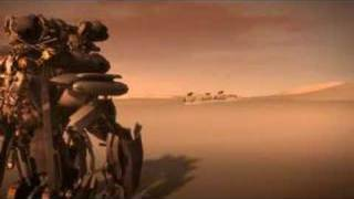 Transformers - The Game - Decepticons Cut Scenes part 1