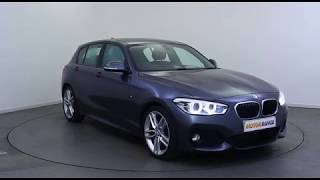 2015/65 BMW 1 Series 1.5 116d M Sport Sports Hatch (s/s) 5dr - Contact Motor Range Today