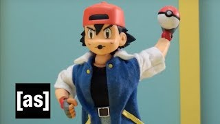 Choose Your Pokemon! | Robot Chicken | Adult Swim