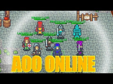 Angels and Orcs Online #1 | AOO (Now Known as Laurum Online)