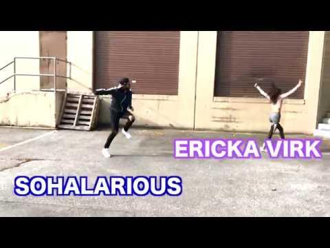 Let me love you ft. Sohalarious & Ericka Virk | Twinbeatz Mix