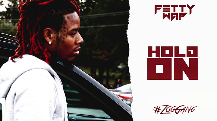 fetty wap hold on prod by theloudpack