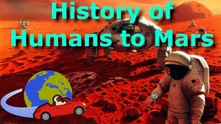 History of plans to send humans to Mars- Mars Exploration thumbnail