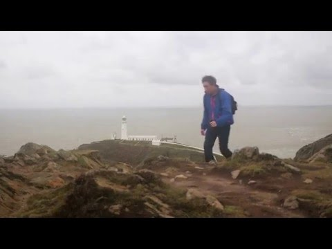 Adventures in Anglesey Area of Outstanding Natural Beauty