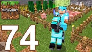 Minecraft: Pocket Edition - Gameplay Walkthrough Part 74 - Survival (iOS, Android)