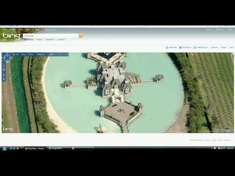 Floating Floridian Mansion