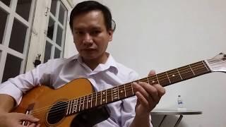 DỪNG BƯỚC GIANG HỒ nhạc : Trịnh Công Sơn. Guitar Nguyễn Hữu Trúc (2)