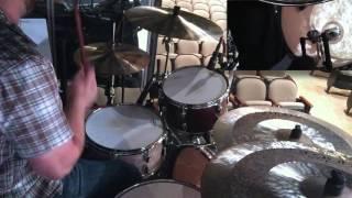 Glory to Glory (Bethel) Drum Tutorial