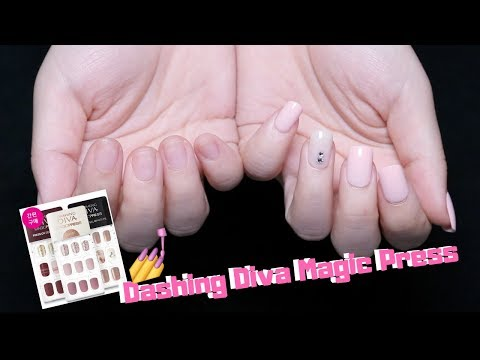How To: Dashing Diva Press On Nails + Tips For Long Lasting Nails