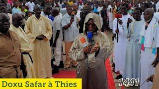 Doxou Safar à Thies avec le Général Kara, Cheikh Ahmadou Kara Mbacké