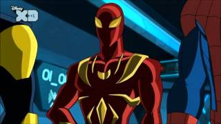 Ultimate Spider Man Web Warriors Inhumanity Clip