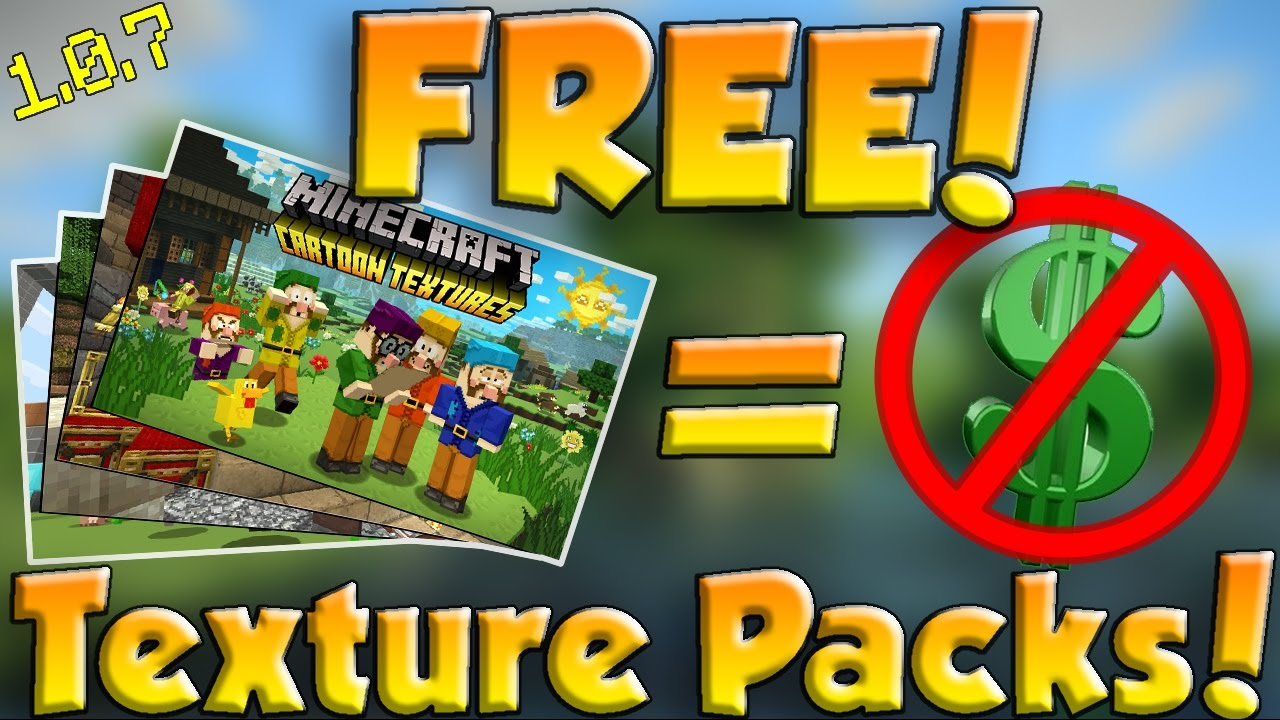 how to get mcpe texture packs
