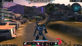 Transformers Universe Open Beta - PC Gameplay 1440p