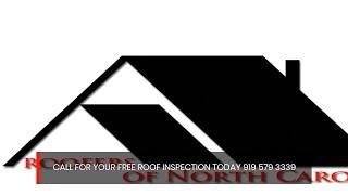 Roofers of North Carolina Walden Woods Apex NC 919 579 3339 A
