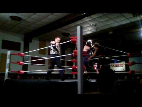 LPW Fremont ohio johnny dinamite jr vs shane matthews