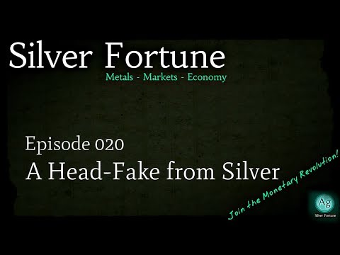 A Head-Fake from Silver - Episode 020