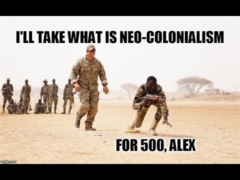 The US Military Is All Over Africa ?!