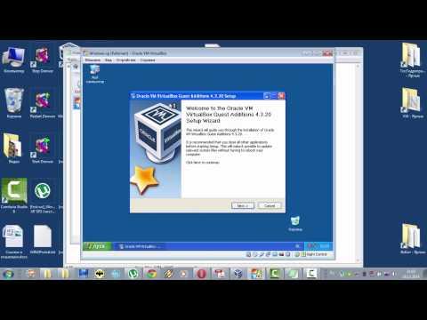 Как сделать общую папку в виртуальной машине