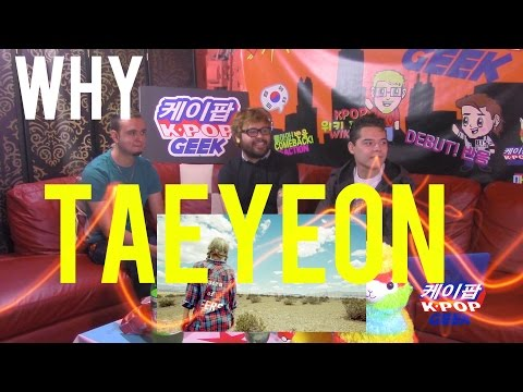 TAEYEON 태연_Why MV REACTION #FANBOYS