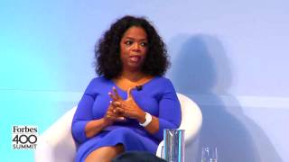 A Conversation with Oprah Winfrey | Forbes