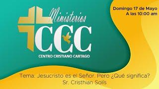 Culto Domingo 17 de Mayo