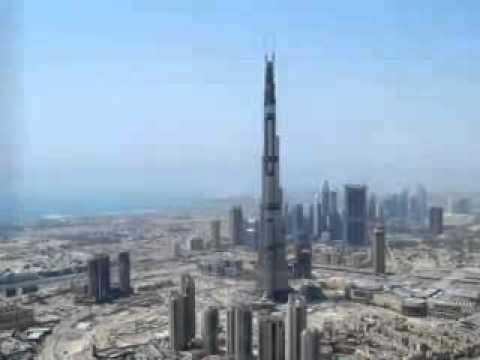 Burj Khalifa Wikipedia the free encyclopedia - YouTube