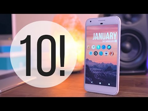 The Best Android Apps - January 2017!
